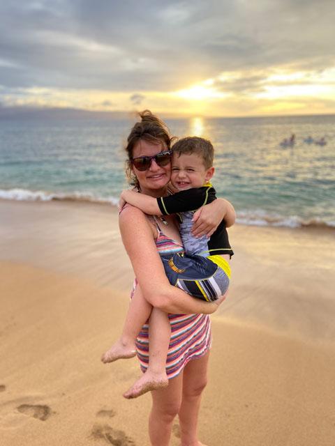 Dr Freytag Family Beach Vacation