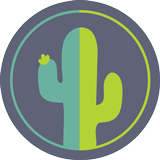 Freytag Orthodontics Cactus Circle Logo