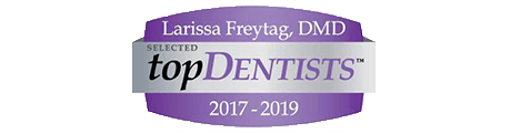 Selected Topdentist Larissa Freytag