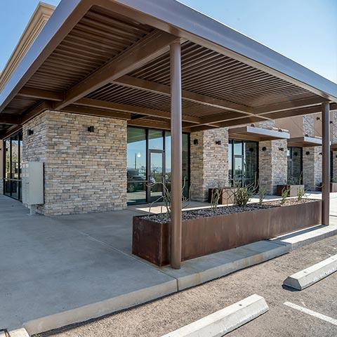 Freytag Oro Valley Gallery Building
