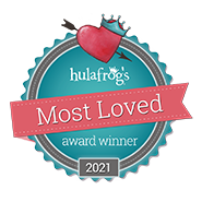 Hulafrog Most Loved 2021